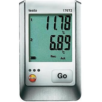 testo 176 T2 Temperature/Humidity Data Logger