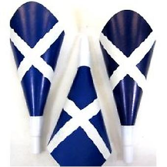 St Andrews Skottland flagga part trumpeter - 12