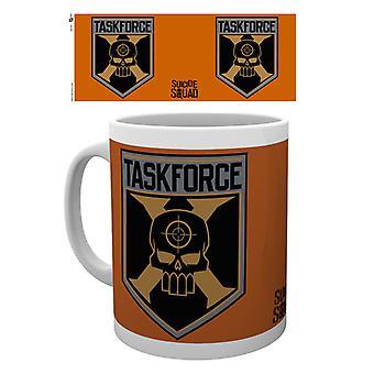 Suicide Squad Task Force Mug