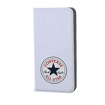 CONVERSE Canvas Mobile Phone Cases Samsung S5 White