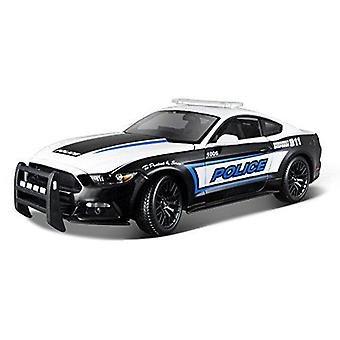 Maisto 2015 Ford Mustang Gt Police 1:18