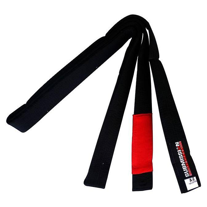 Présentation BJJ ceinture - noir
