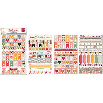Aryia's Garden Clear Stickers- 21002042