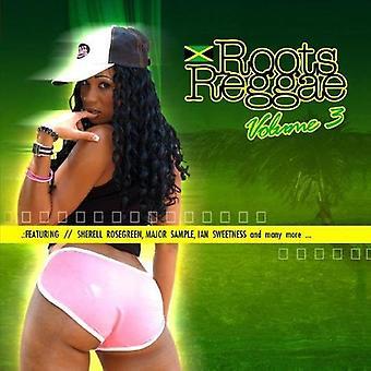 Roots Reggae - importazione di vol. 3-Roots Reggae [CD] Stati Uniti d'America