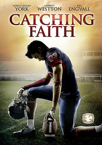 Catching Faith [DVD] USA import