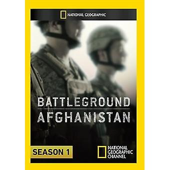 Battleground Afghanistan: Season 1 [DVD] USA import