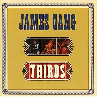 James Gang - derde [CD] USA import