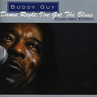 Buddy Guy - dannatamente bene ho l'importazione USA Blues [CD]