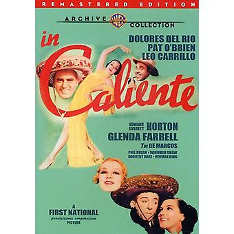 Im Caliente (Remastered) [DVD] USA importieren