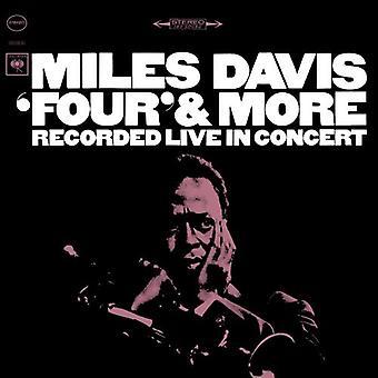 Miles Davis - Four & More [CD] USA import