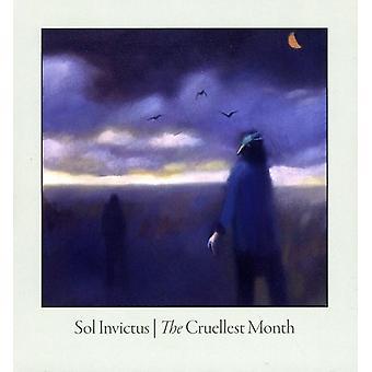 Sol Invictus - Cruellest Month [CD] USA import
