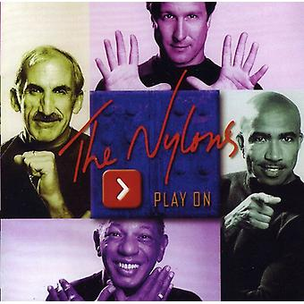 Nylons - spille på [CD] USA import