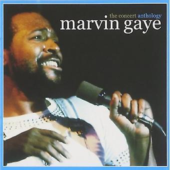 Marvin Gaye - Concert Anthology [CD] USA import