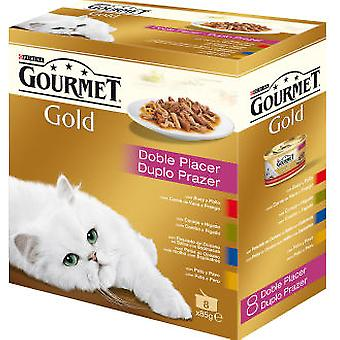 Gourmet Double Delicacies (Cats , Cat Food , Wet Food)