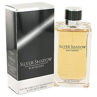 Davidoff Men Silver Shadow Eau De Toilette Spray By Davidoff