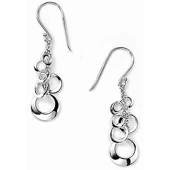 925 Silver Creole Earring
