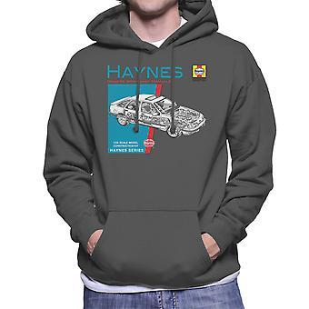 Haynes Besitzer Workshop manuelle 0904 Ford Sierra V6 4 X 4 Männer die Kapuzen-Sweatshirt