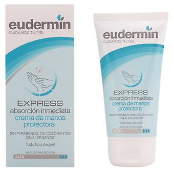 Eudermin Express Hand Cream Absorption Imnediata