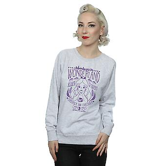 Disney vrouw Alice In Wonderland avonturen Sweatshirt
