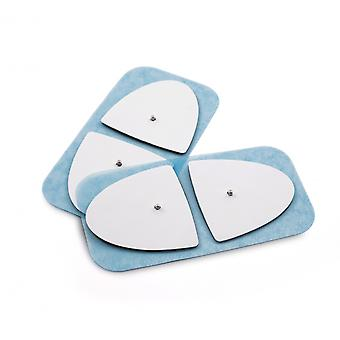 Press Stud Electrode Pads for Boots TENS Machine