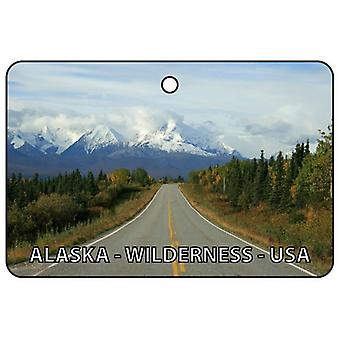 Alaska - Wilderness - USA Car Air Freshener