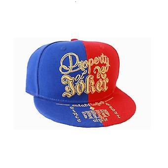 Suicide Squad Baseball Cap Property of Joker new Official  Snapback