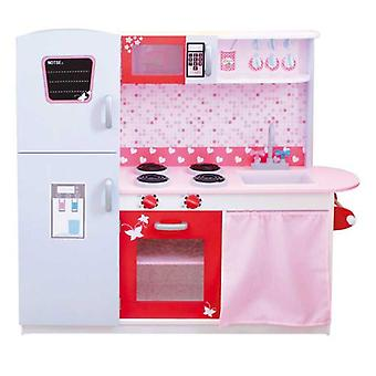 Fentoys Wood Kitchen (Toys , Home And Professions , House , Playkitchen)