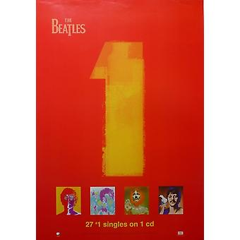 Beatles Ones Poster