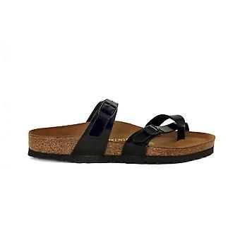 Birkenstock Mayari zwart 071091 home zomer vrouwen schoenen