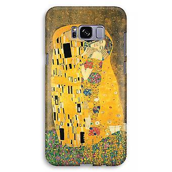 Samsung Galaxy S8 Plus Full Print Case (Glossy) - Der Kuss