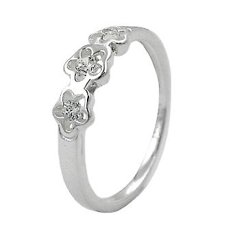 For kids zirconia 925 silver ring