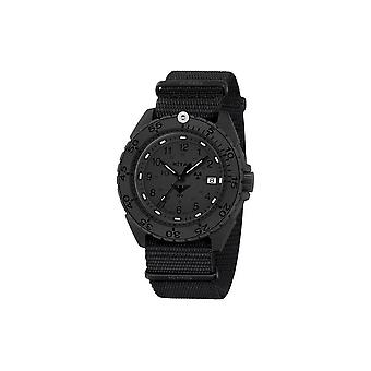 KHS watches mens watch enforcer black titanium XTAC KHS. ENFBTXT.NB