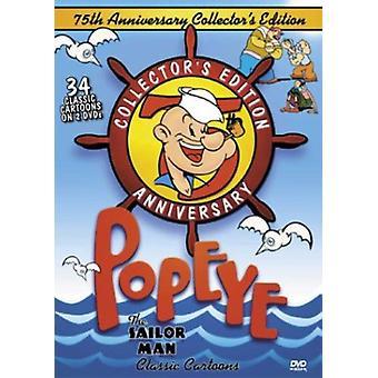 Popeye - edición aniversario [DVD] USA Popeye coleccionista importar