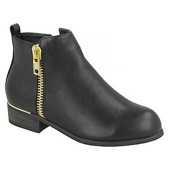Spot On Girls Ankle Boots