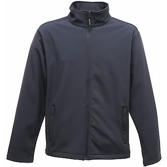 Regatta Mens Classic Softshell Jacket TRA680 Navy