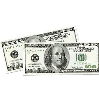 Big Bucks corte $100 Bill