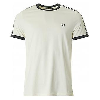 Fred Perry Authentics tapede Ringer Crew Neck T-shirt