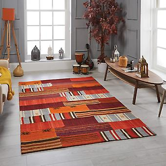 Navajo Multi  Rectangle Rugs Traditional Rugs