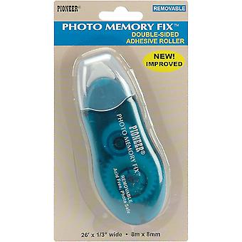 Photo Memory Fix Removable Adhesive Roller-.25