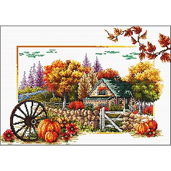 Needleart World No Count Printed Cross Stitch Kit 20