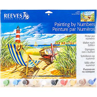 Paint By Number Kit 12