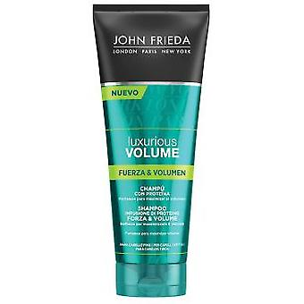 John Frieda Luxurious Volume Fuerza & Volumen Champú 250 ml