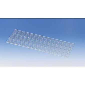 PB Fastener BS-27-CL-R-L75 Foot self-adhesive, anti-slip Transparent (Ø x H) 7.9 mm x 2.16 mm 75 pc(s)