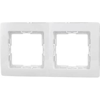 Kopp 2x Frame Paris White 308502080
