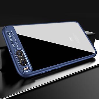 Ultra slanke sag for Xiaomi Redmi Bemærk 4 X telefon tilfælde beskyttende dække Blau