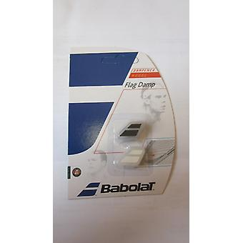 Babolat Flag damper 2 Pack black / white