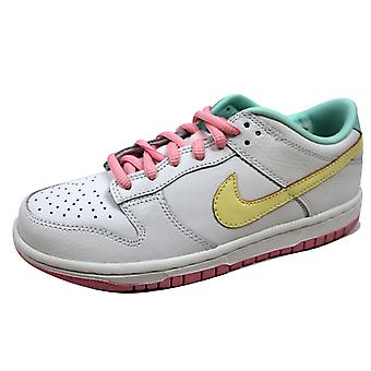 Nike Dunk Low White/Halo-Real Pink-Medium Mint 309601-171