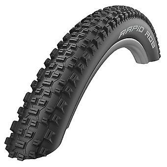 SCHWALBE rapid Rob (SBC) bicycle tyres / / 54-559 (26 x 2, 10″)