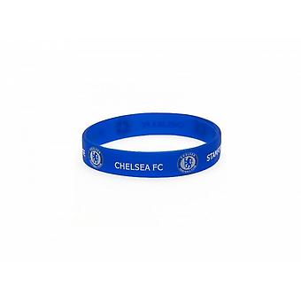 Chelsea FC Official Football Silicone Wristband
