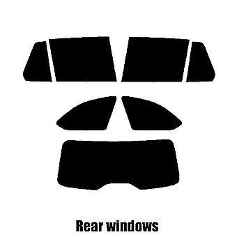 Pre cut window tint - BMW 5 Series Estate (G31) - 2017 and newer - Rear windows
